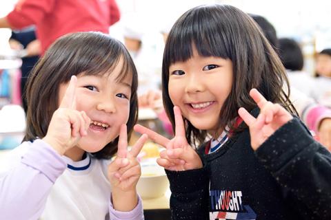 脇山保育園 トップ画像