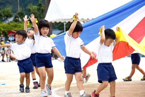 脇山保育園 運動会