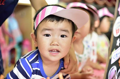 脇山保育園 トップページ画像