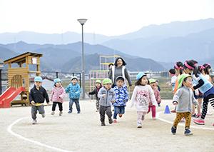 脇山保育園の紹介